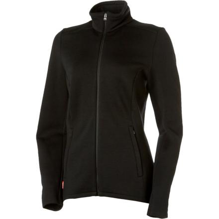 photo: Icebreaker Igloo Zip fleece jacket