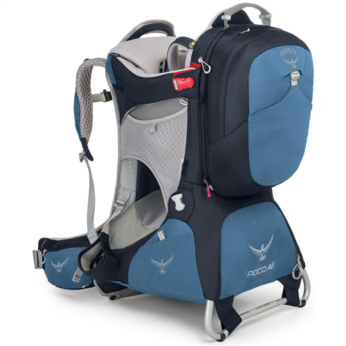 photo: Osprey Poco AG Premium child carrier