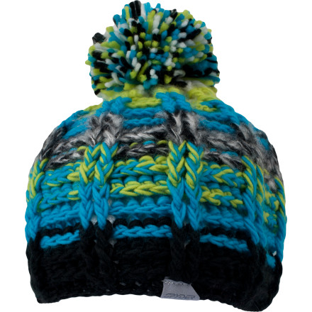 photo: Spyder Mosaic Hat winter hat