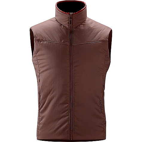 photo: Arc'teryx Hades Vest synthetic insulated vest