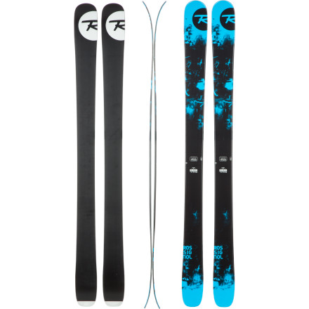 photo: Rossignol S7 Pro alpine touring/telemark ski
