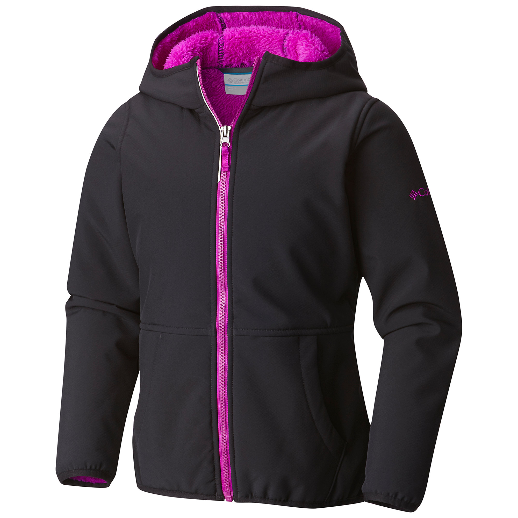 Columbia Winter Whirl Hooded Jacket