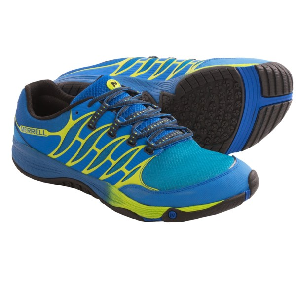 photo: Merrell All Out Fuse trail running shoe