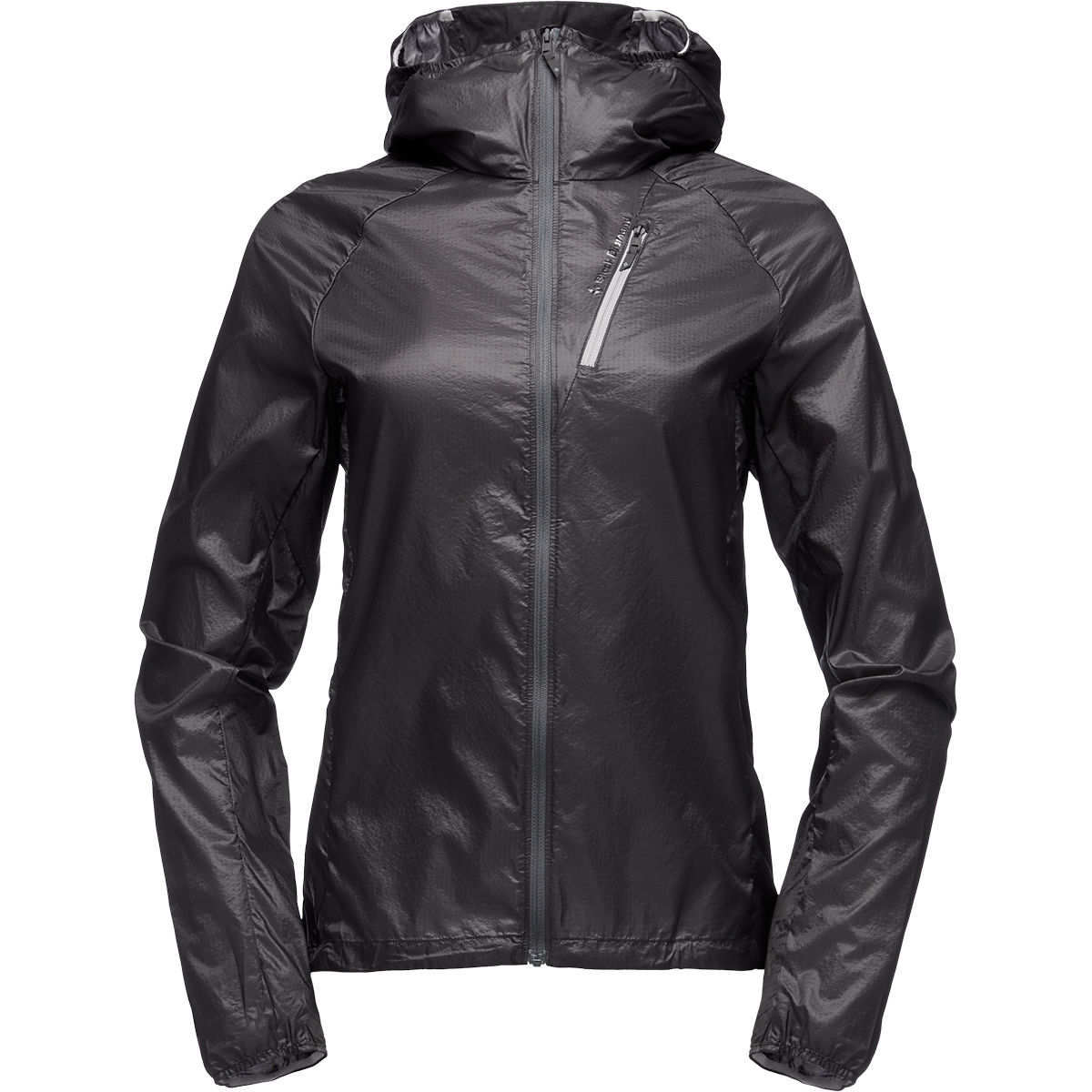 photo: Black Diamond Women's Distance Wind Shell wind shirt