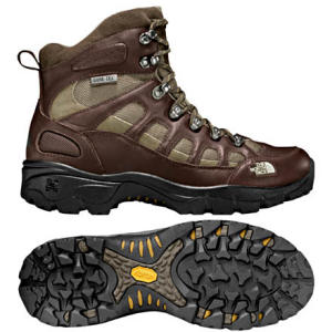 photo: The North Face Jasper Canyon GTX hiking boot