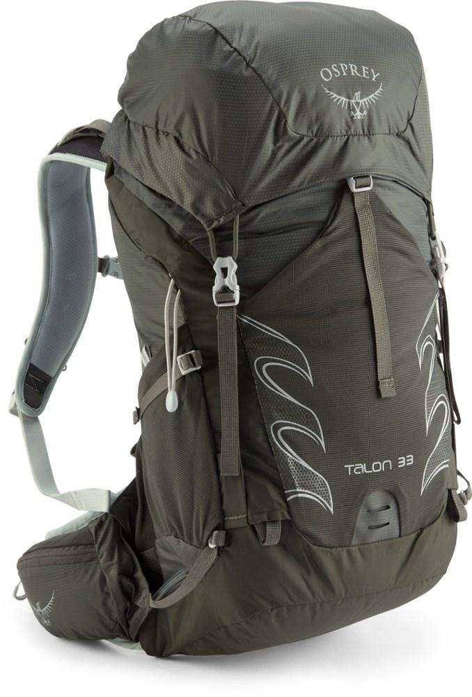 photo: Osprey Talon 33 overnight pack (35-49l)