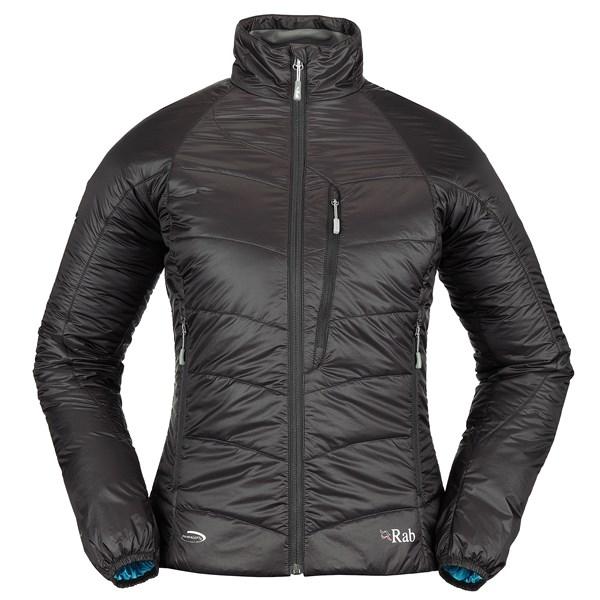 photo: Rab Women's Generator Jacket synthetic insulated jacket