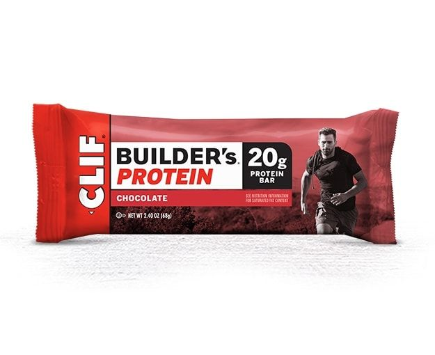photo: Clif Builder's Bar bar