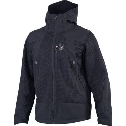 photo: Spyder Hybrid Soft Shell soft shell jacket
