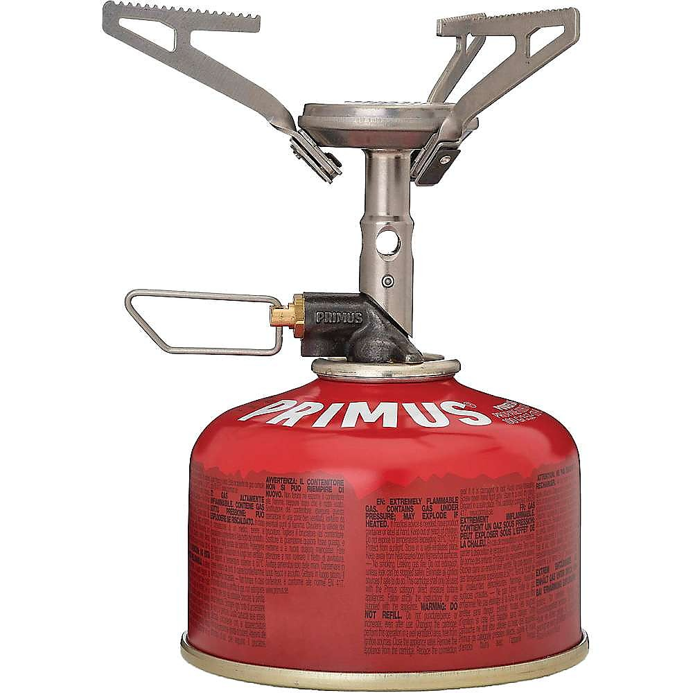 photo: Primus Micron Stove compressed fuel canister stove