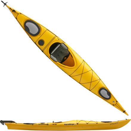 photo: LiquidLogic Intuit 14.5 touring kayak