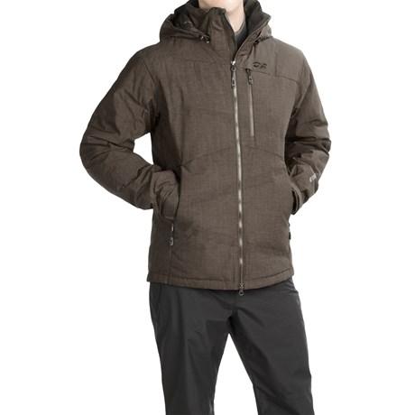 photo: Outdoor Research Stormbound Jacket snowsport jacket