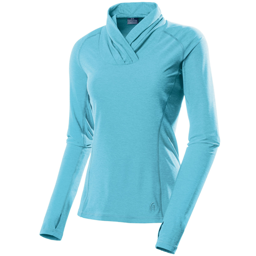 Sierra Designs Long-Sleeve Cowl Neck Shirt
