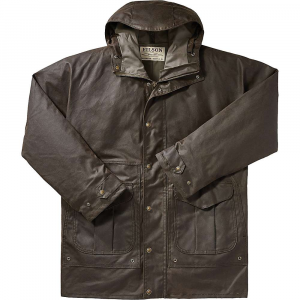 photo: Filson All Season Raincoat waterproof jacket