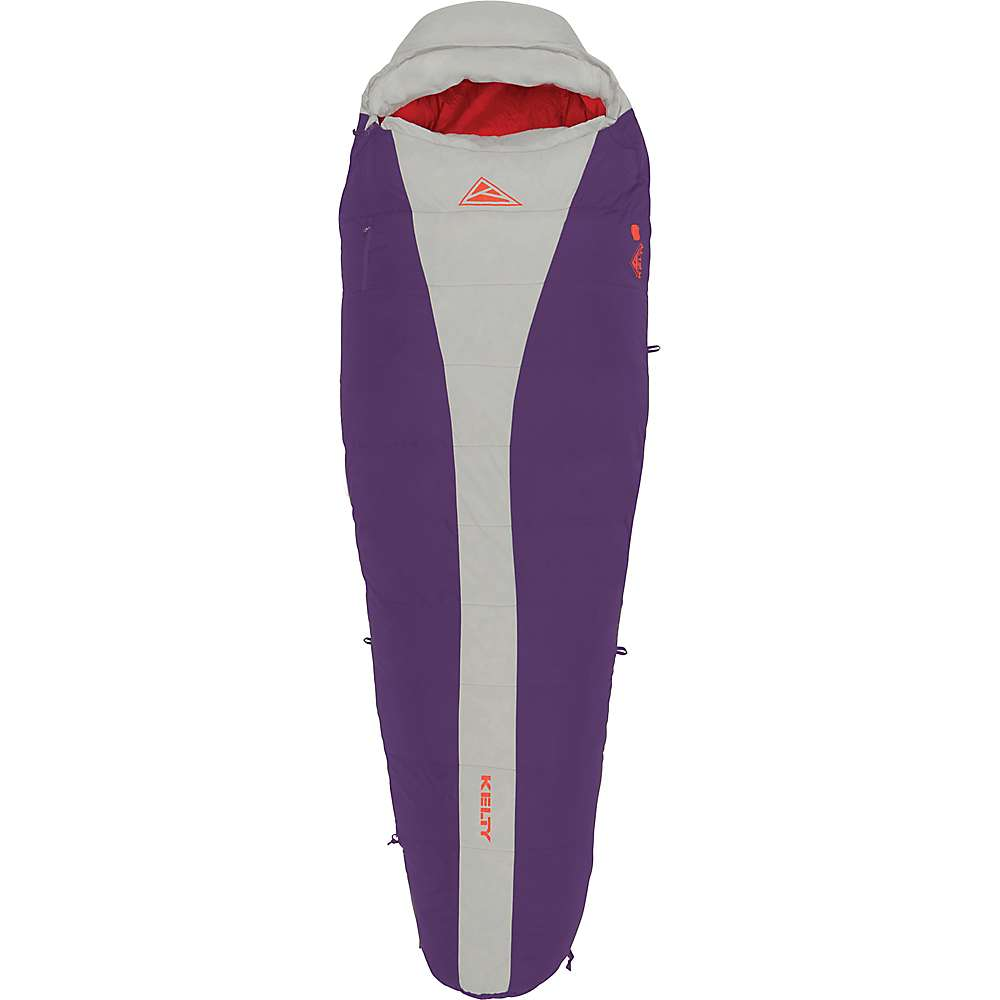 photo: Kelty Women's Cosmic 20 (synthetic) 3-season synthetic sleeping bag