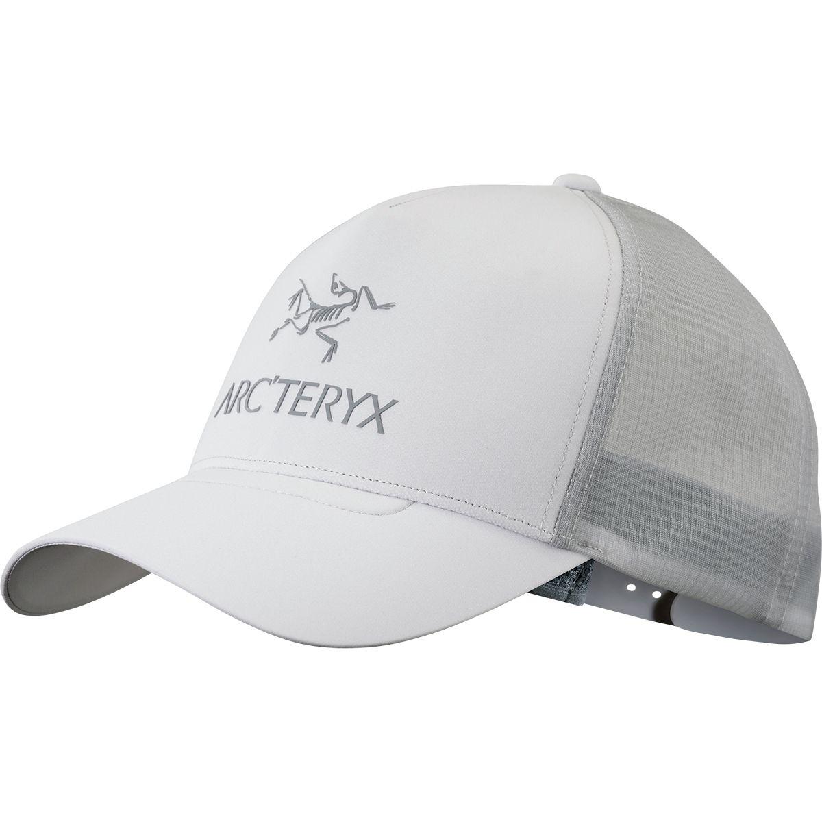 photo: Arc'teryx Logo Trucker Hat cap