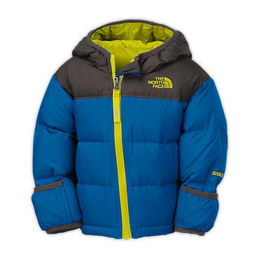 photo: The North Face Nuptse Hoodie down insulated jacket