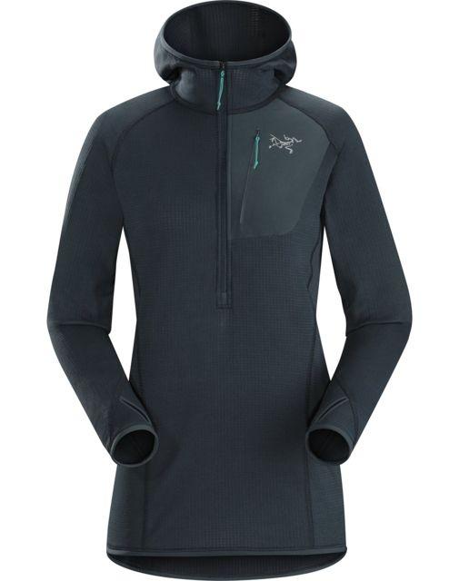 photo: Arc'teryx Women's Konseal Hoody fleece top