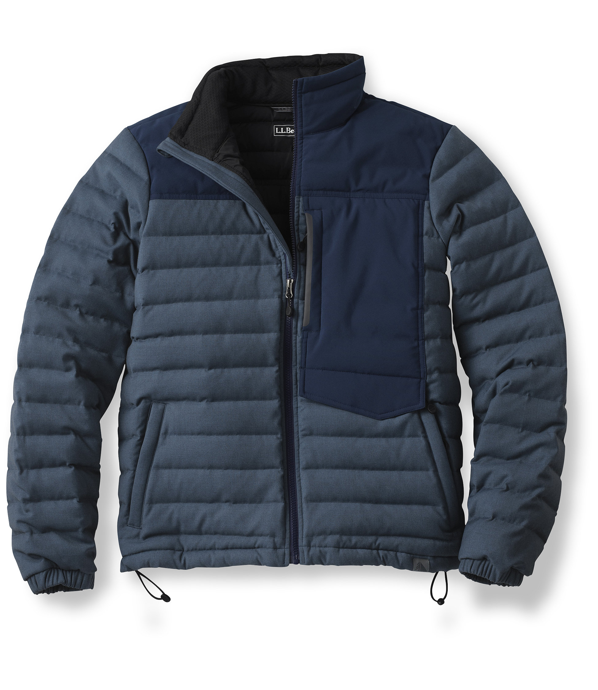 photo: L.L.Bean Traverse Down Sweater down insulated jacket