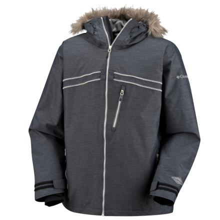 photo: Columbia Night Ride Jacket snowsport jacket