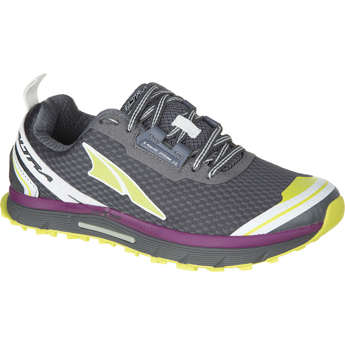 photo: Altra Women's Lone Peak 2.0 trail running shoe