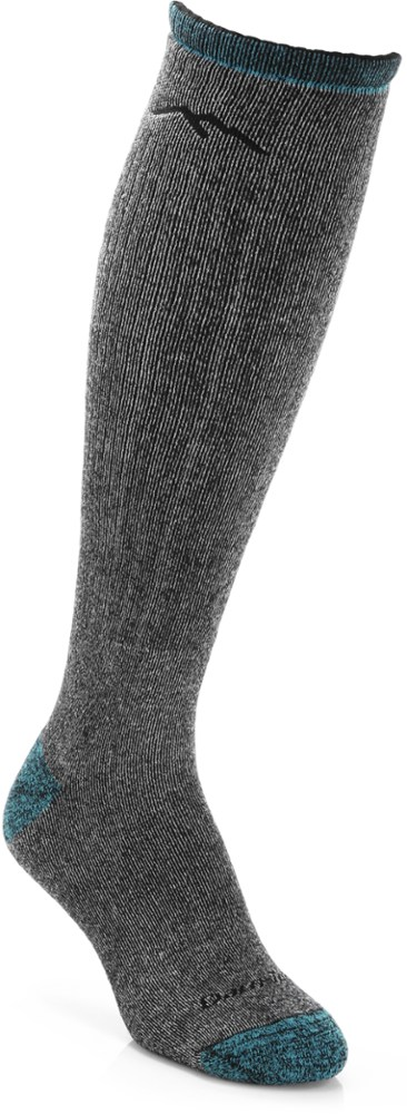 photo: Darn Tough Women's Mountaineering Over-the-Calf Extra Cushion hiking/backpacking sock
