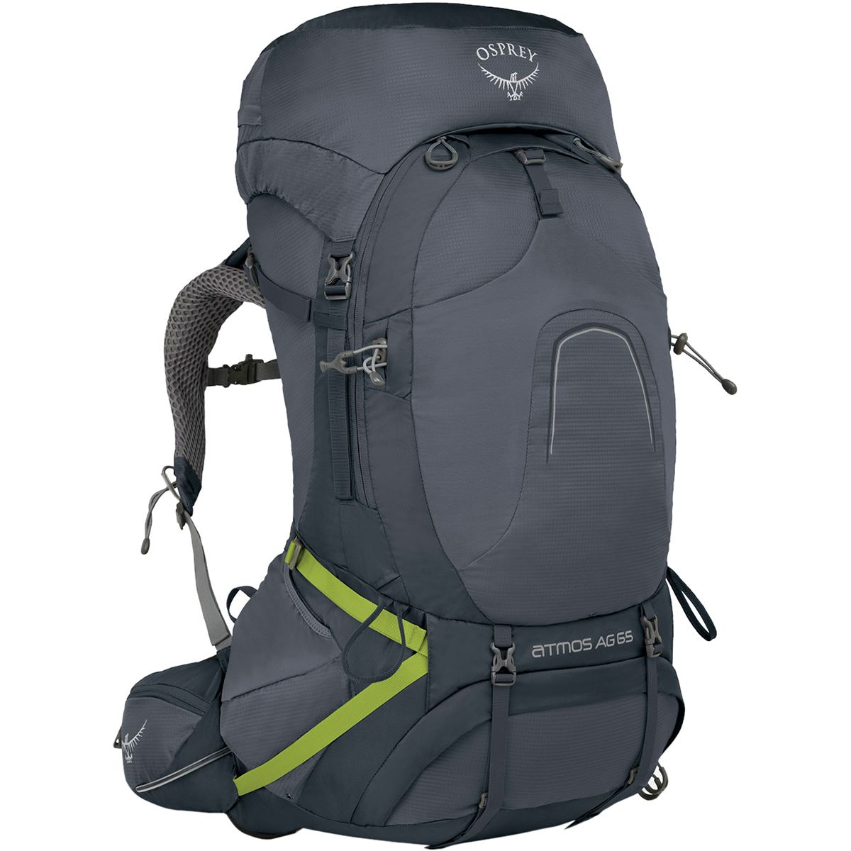 photo: Osprey Atmos AG 65 weekend pack (50-69l)