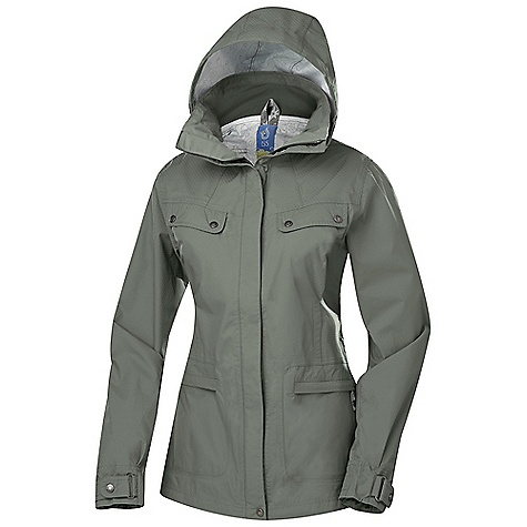 photo: Isis Raindrop Jacket waterproof jacket
