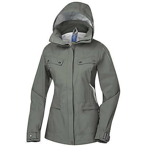 Isis Raindrop Jacket