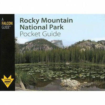 photo: Falcon Guides Rocky Mountain National Park Pocket Guide us mountain states guidebook