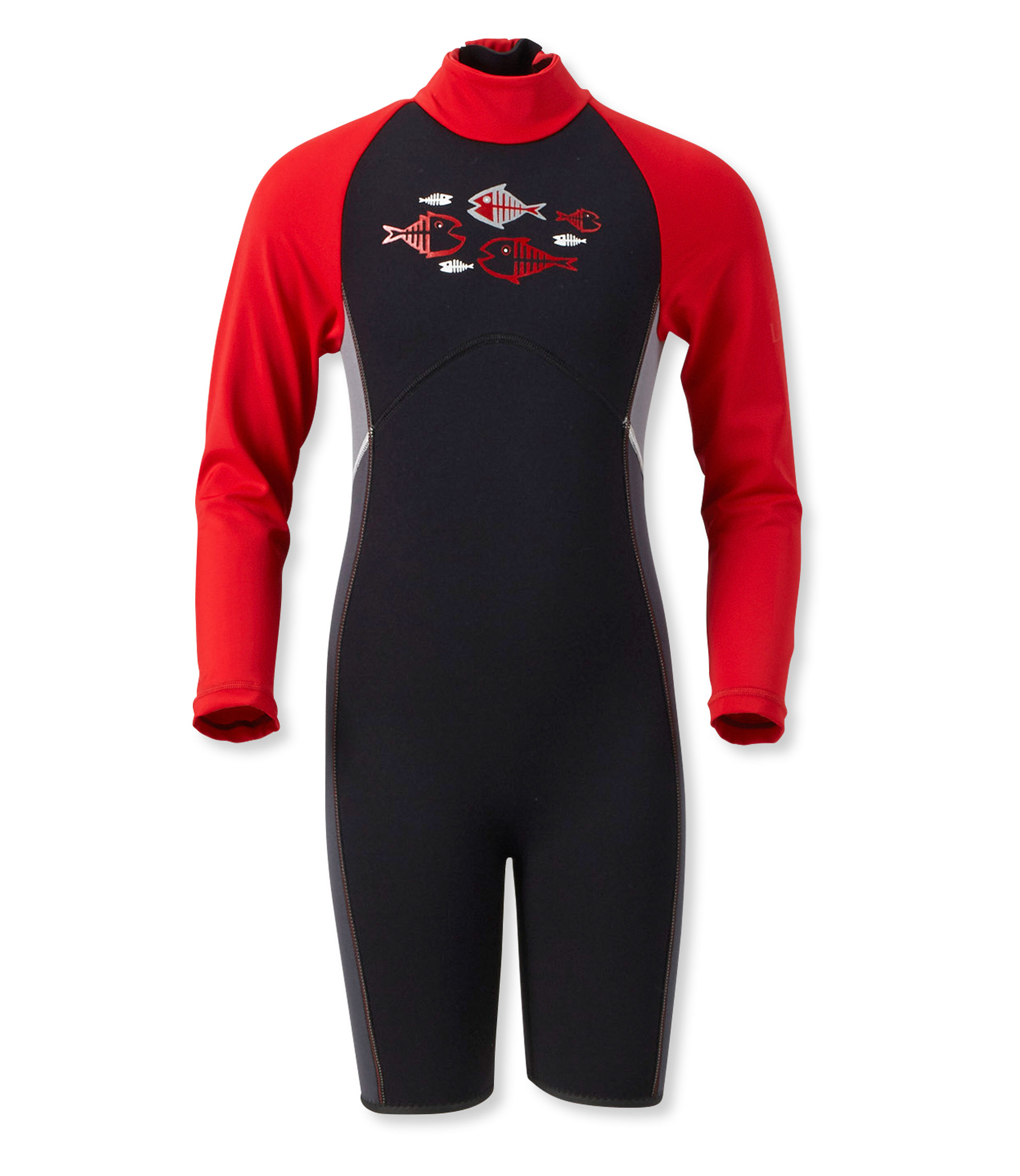 L.L.Bean Superstretch Titanium Wet Suit