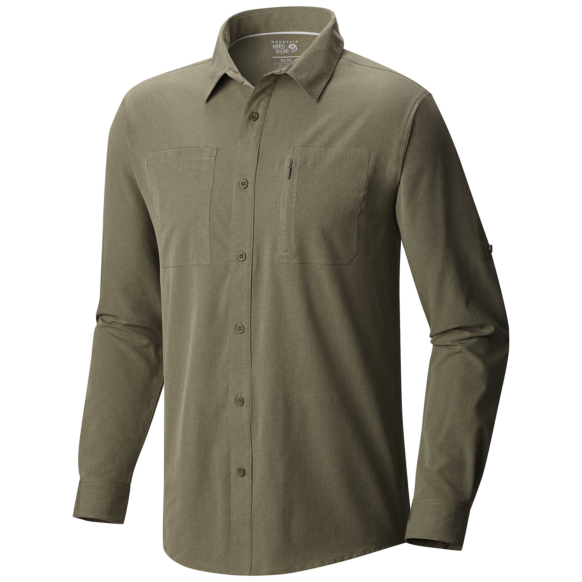 Mountain Hardwear Air Tech Long Sleeve Shirt