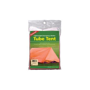 photo: Coghlan's Tube Tent tarp/shelter