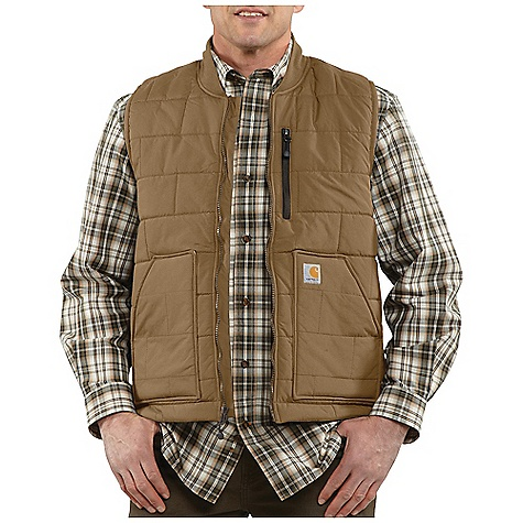 photo: Carhartt Brookville Vest synthetic insulated vest