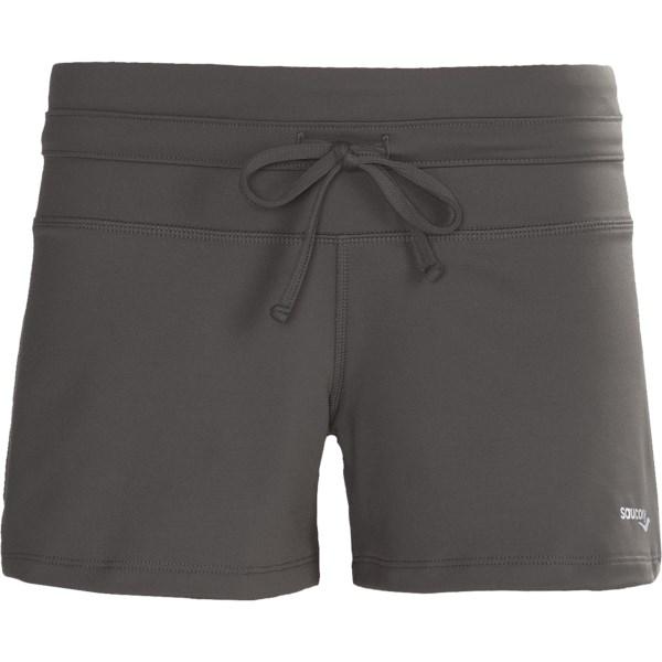 photo: Saucony Keep Movin Shorts active short
