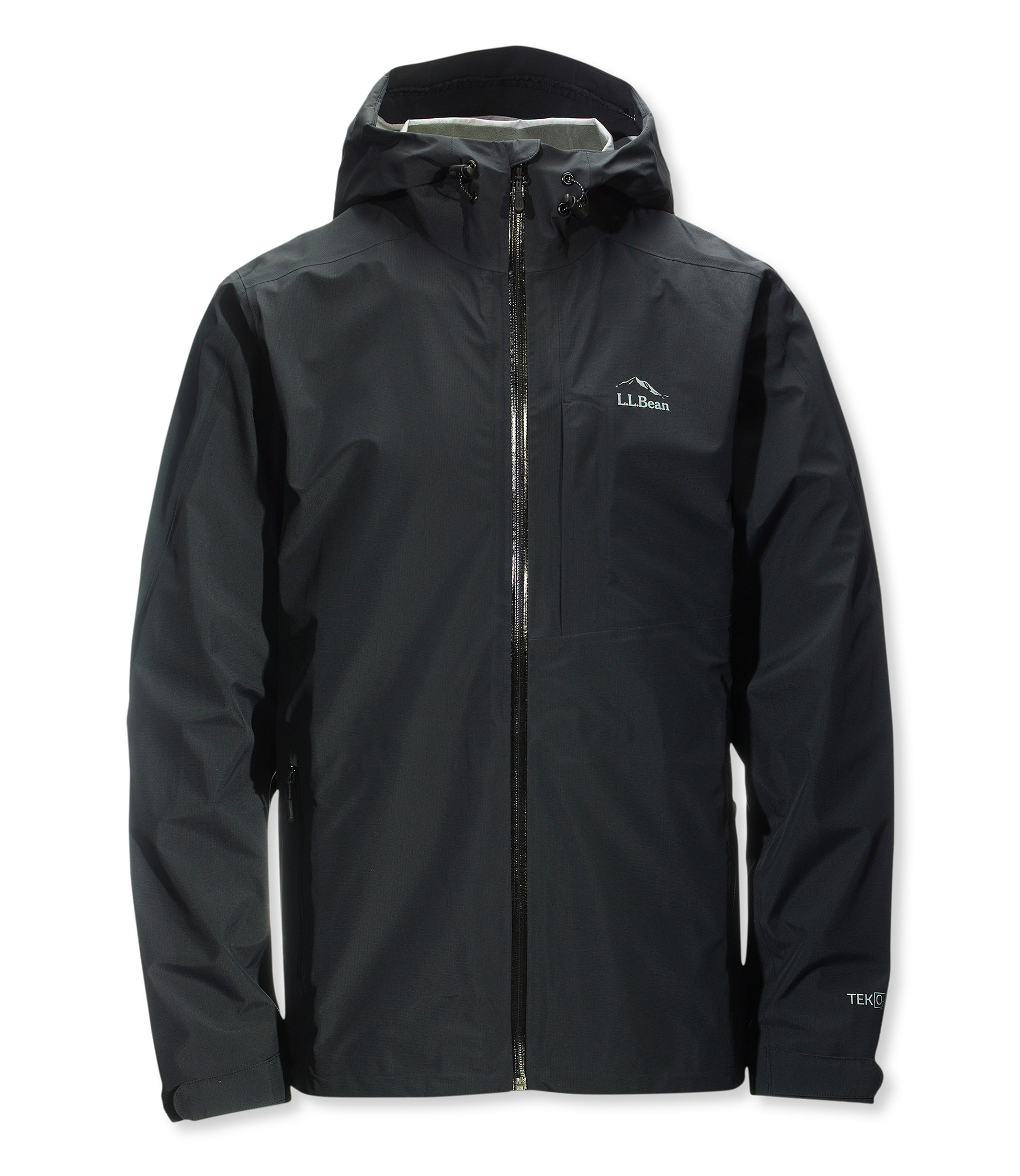 photo: L.L.Bean TEK O2 3L Storm Jacket waterproof jacket