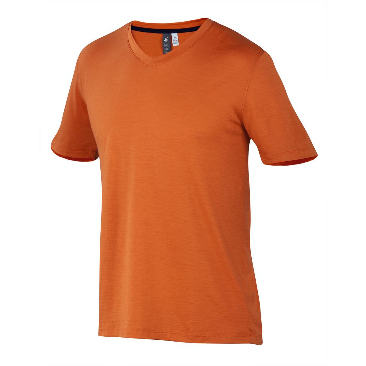 Ibex Axis V Neck Shirt