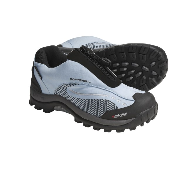 photo: Baffin Zip Soft-Shell trail shoe