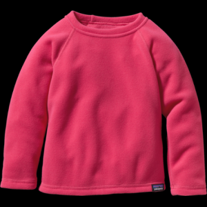 Patagonia Baby Micro D-Luxe Striped Pullover