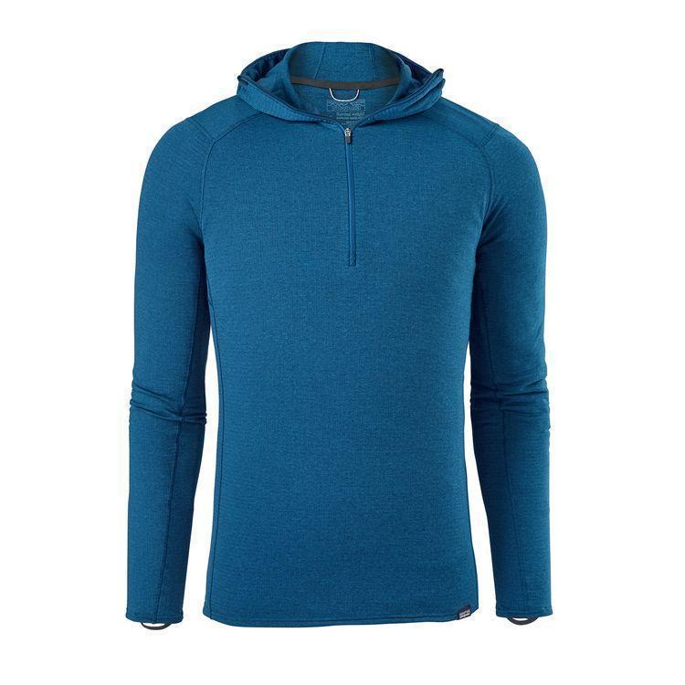 Patagonia Capilene Thermal Weight Zip-Neck Hoody