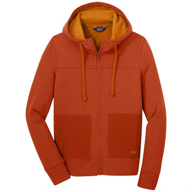 photo: Outdoor Research Women's Cam Full Zip Hoody fleece jacket