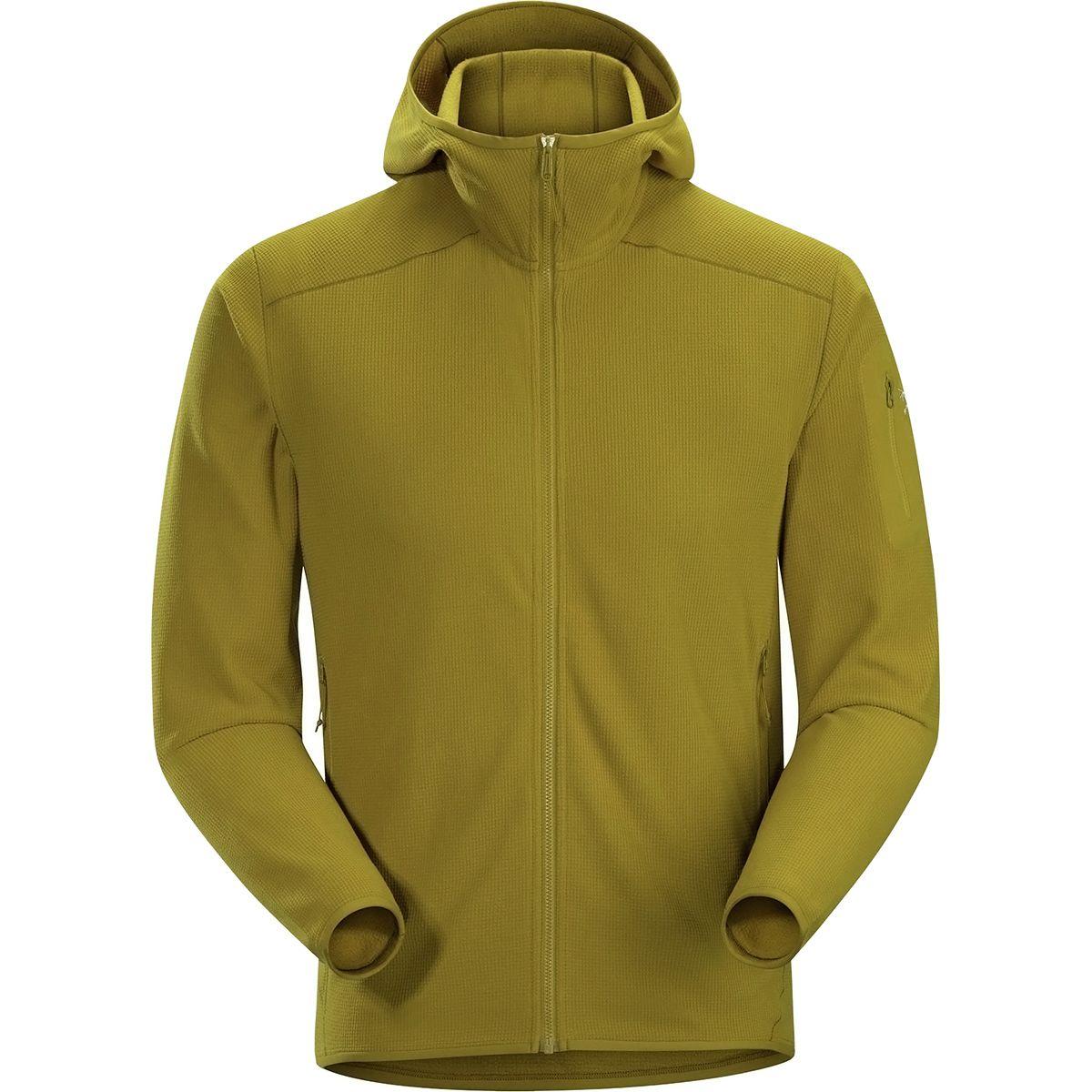 photo: Arc'teryx Men's Delta LT Hoody fleece jacket