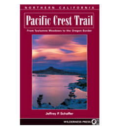 photo of a Pacific Crest Trail Association us pacific states guidebook