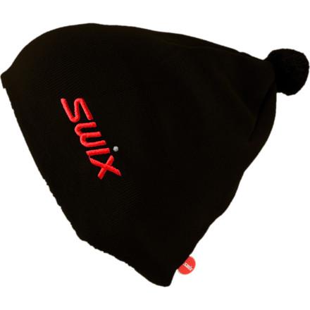 photo: Swix Solid Beanie winter hat
