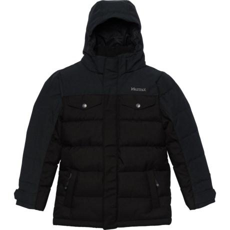 photo: Marmot Boys' Fordham Jacket down insulated jacket