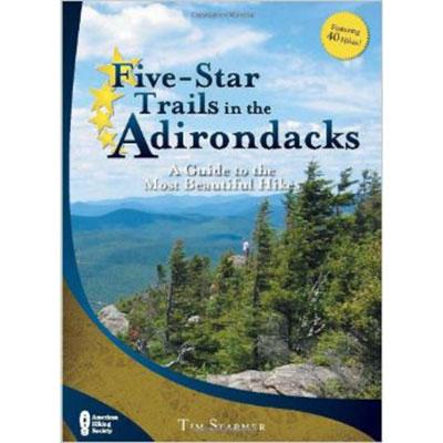 Adirondack Mountain Club Five-Star Trails in the Adirondacks