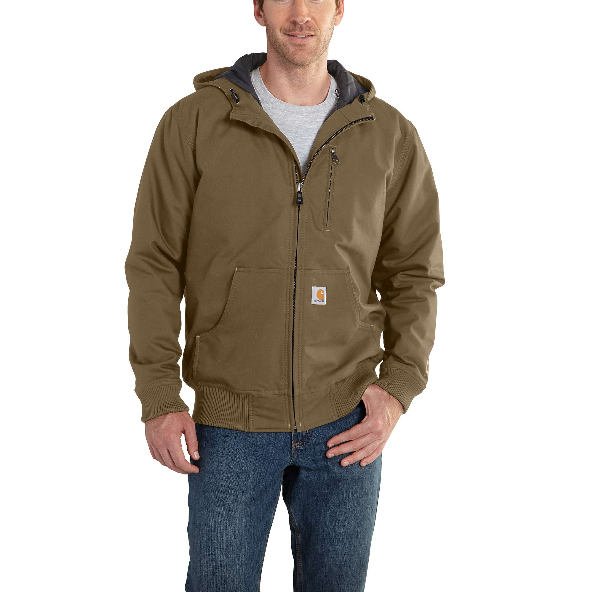 Carhartt Quick Duck Jefferson Active Jac