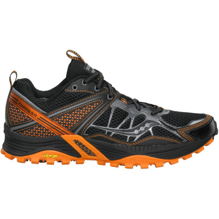 photo: Saucony Progrid Xodus 3.0 trail running shoe