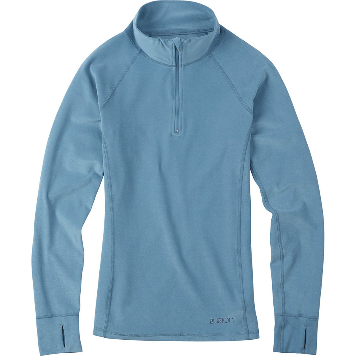 photo: Burton Women's Expedition 1/4 Zip base layer top