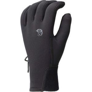 photo: Mountain Hardwear Women's Power Stretch Glove fleece glove/mitten